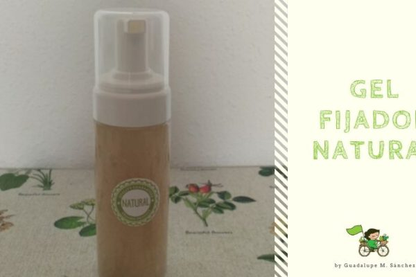 gel fijador natural